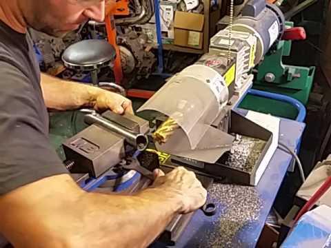 Tubing fabrication the art of notching