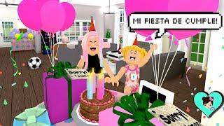 Celebrando Fiesta de Cumpleaños de Bebe Goldie en Roblox thumbnail