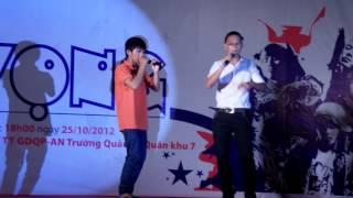 Tiết mục Beatbox - Con đường khát vọng 2012