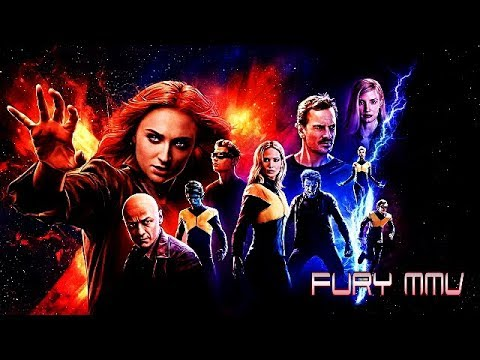 x-men-dark-phoenix-「mmv」--legends-never-die