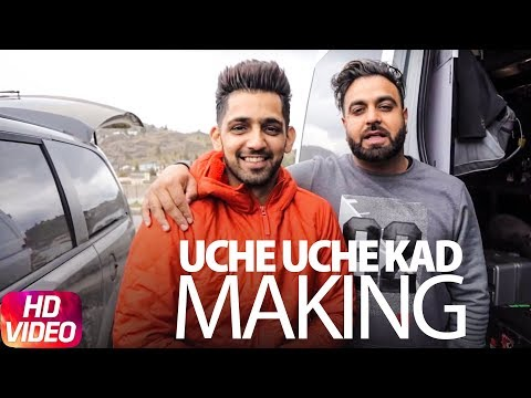 Making Of Uche Uche Kad | Babbal Rai | Sukh Sanghera | Ranbir Singh | Desi Routz | New Song 2018