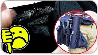 Обзор сумки для рыбалки IdeaFisher Stakan 7