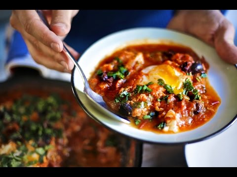 World's Best Breakfast Recipe - Shakshuka AKA Tomato Eggs