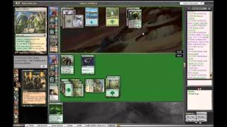 Pauper Ancestral Mask GW Auras vs Songs of the Damned