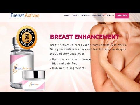 Breast Actives Breast Enhancement Cream 100 Pueraria Mirifica