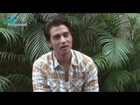 Shiv Pandit gives interview For Film Boss