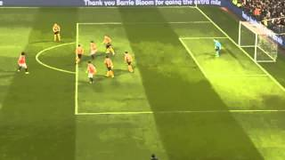 Wayne Rooney Goal   Manchester United Vs Hull City 2 0