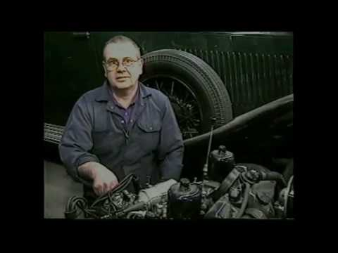 Sparking Plugs and Distributer Tune Up - Rolls Royce Silver Cloud 2 and 3