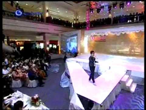 Sadis - Afgan (Indonesian Idol) At Pemilihan Wajah Natasha 2009