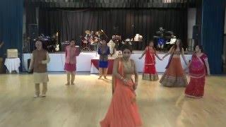 the parmar family bollywood sangeet dance performance