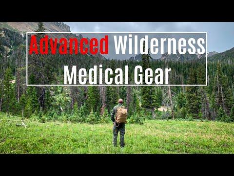 Advanced Wilderness Medical Gear