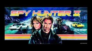 Spy Hunter II, 1987 Bally/Midway