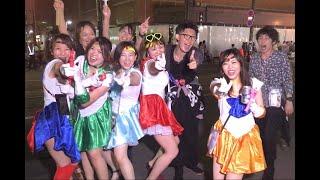 2019.8.2 函館港まつり「ワッショイはこだて」いか踊りパレード②(十字街〜松風コース)