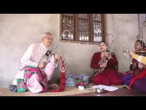 Song: : Chingda Shatpi Engelei. Oja Khangembam Mangi, Gurukul class, Manipur