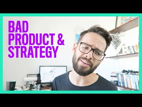 I'm A Bad Product & Strategy Manager