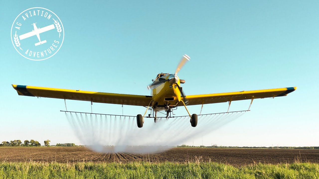 Will Drones Take Over Crop Dusting?