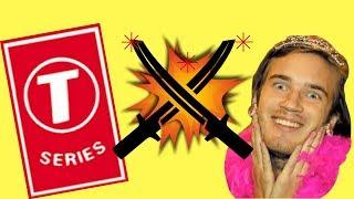 t-series vs pewdiepie | funny vines | funny pewdiepie | Jugadu Productions | Abhishek Verma | Tushar