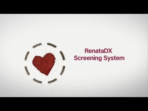 RenataDX Screening System - Workflow