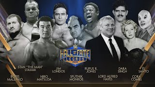 Meet the WWE Hall of Fame 2018 Legacy inductees