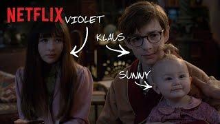 Una serie di sfortunati eventi - I fatti - Netflix [HD]