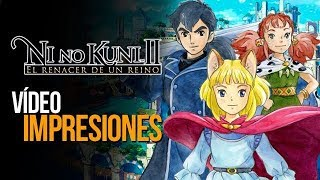 ASÍ ES: Ni no Kuni 2 Revenant Kingdom | GAMEPLAY en ESPAÑOL | MERISTATION