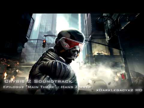 "Hans Zimmer - Epilogue ""Main Theme"" - Crysis 2 Soundtrack Epic Dramatic"
