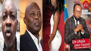 UNC/ VITAL KAMERHE : MIKE MUKEBAYI AZO BIMA NA BA JOURNALISTE YA INTERNET ET WERRASON AKO SUKISA YE