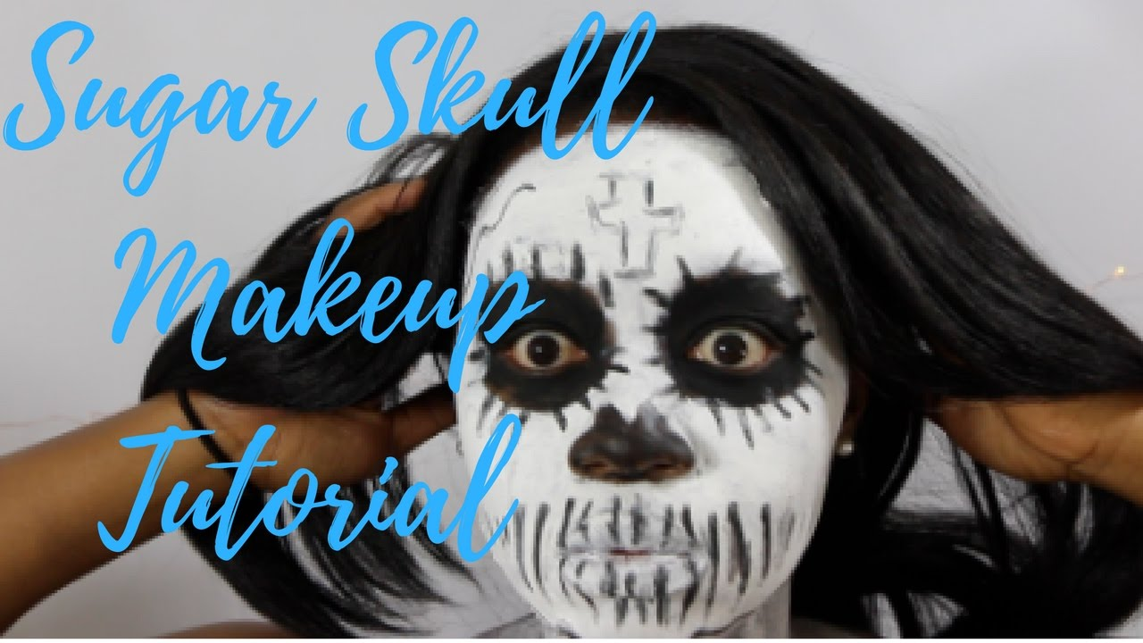 Easy skull candy makeup tutorial youtube easy skull candy makeup tutorial baditri Image collections
