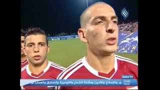 أبطال سوريا يسحقون المنتخب السعودي 5 - 1
