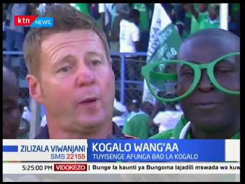 Zilizala Viwanjani: Mabingwa Gor Mahia wawalaza Supersport United  1-0