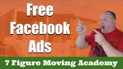 FREE Facebook Ads For Movers