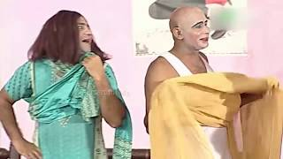 Best Of Akram Udass and Qaiser Piya New Pakistani Stage Drama Full Comedy Clip