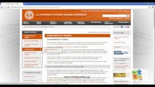 Curso de Forex - 71 de 99 - Análisis Sentimental - Reporte Commitment of Traders (COT) 1