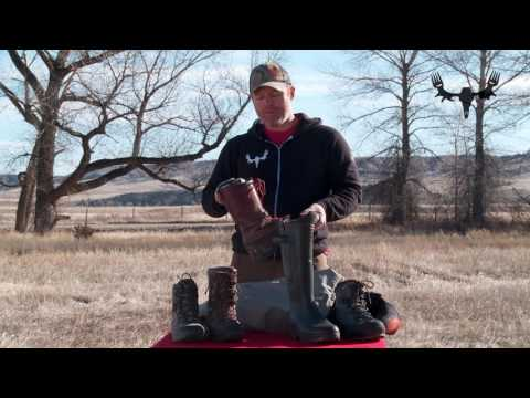How To Choose Hunting Boots With MeatEater's Dan Doty