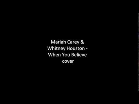 short cover of mariah and whitney's believe