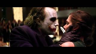 """The Dark Knight"" - Very Poor Choice Of Words HD"