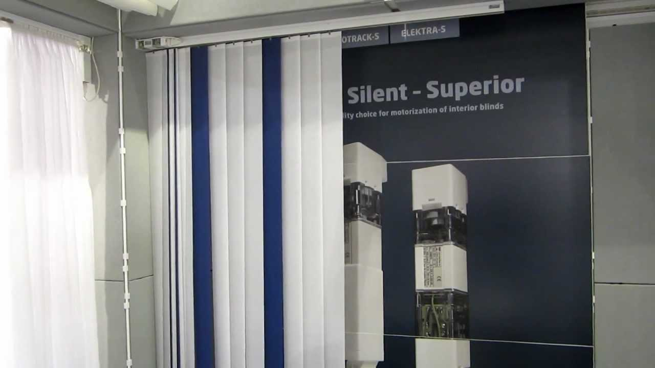 motorized vertical blinds component youtube premium elektra vertical blind motor system