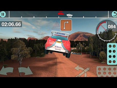 Colin McRae Rally App Review For IPhone, IPod, IPad And Android
