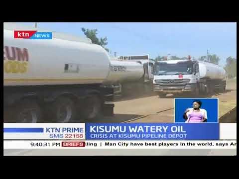 Fear in Kisumu City as water was detected in 27 petrol trucks