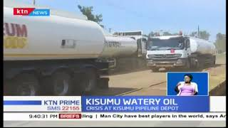 Fear in Kisumu City as water was detected in 27 petrol trucks