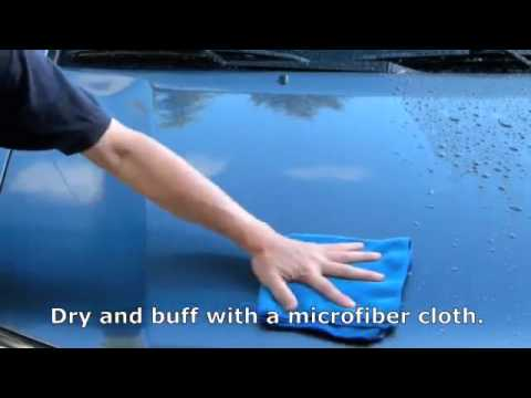 Quick and Easy Liquid Glass Coating for Car. Keep your car shine without waxing.