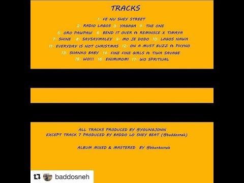 OLAMIDE - RADIO LAGOS (LAGOS NAWA)-Audio | (Prod. by YoungJohn)