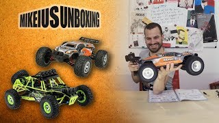 Off-road τηλεκατευθυνόμενα buggy - Mikeius Unboxing