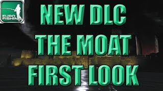 "Euro Fishing | New DLC ""The Moat "" First look featuring 3 boss fish."
