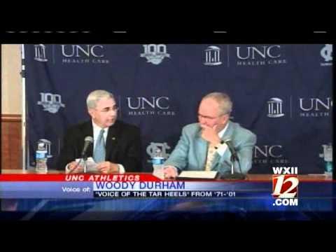 Woody Durham Retires