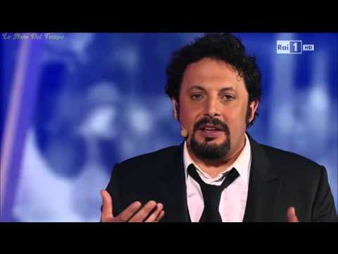 Enrico Brignano ricorda Pietro Mennea