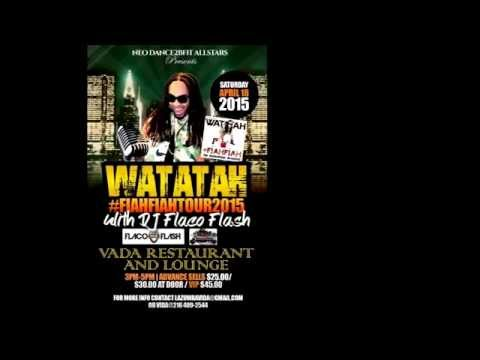 Come see Watatah LIVE in Cleveland OH 4.18.15