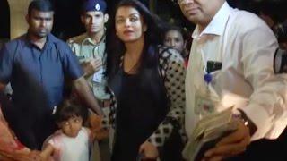 Aishwarya Rai Bachchan leaves for Cannes 2016 | FULL VIDEO