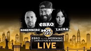 Previewing The Ludacris vs Nelly Verzuz Battle | Ebro in the Morning Uncensored