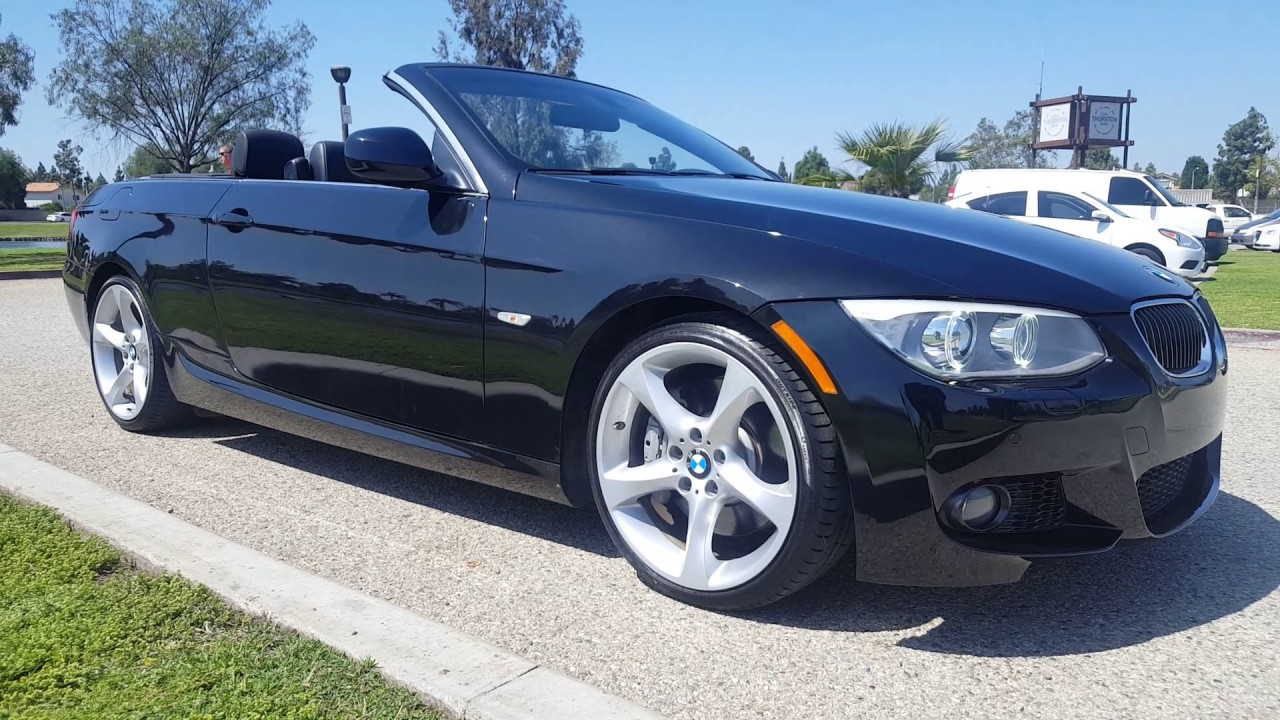 Bmw I Convertible M Package YouTube - 2013 bmw 335i convertible